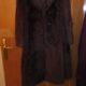 Cappotto donna pelliccia.